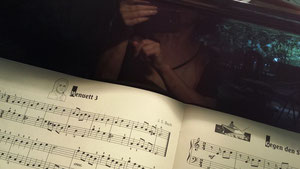 J. S. Bach - Minuet No. 3
