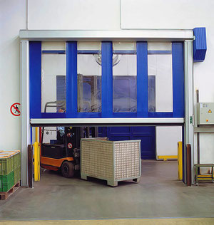 Скоростные ворота ВолгоградRapidProtect TM 300 MP
