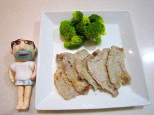 豚肉の塩麹漬け