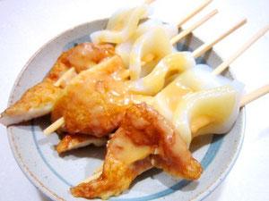 北海道の味噌おでん
