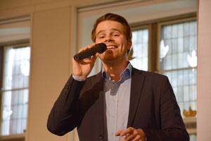 """Live-Gesang für die Betriebsfeier, das Firmenjubiläum, den """"Tag der offenen Tür"""" oder die große Gala."""