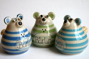 handmade in Berlin - Salzstreuer