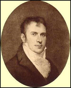 Robert Fulton, inventeur de la navigation à vapeur (1765 - 1815) (cliquer sur l'image)