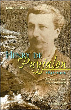 Henri de Puyjalon, livre de Rémy Gilbert (cliquer pour lien)