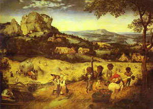 BRUEGEL - L'estate