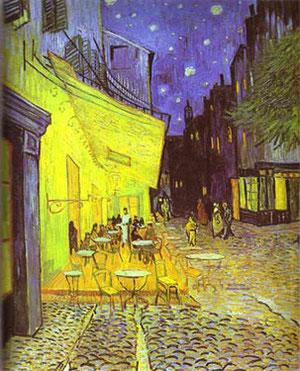 VAN GOGH - Caffé di notte