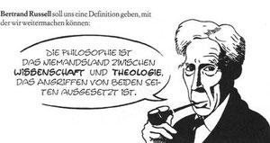Bertrand Russell, brit. Mathematiker, Logiker, Philosoph (Quelle: Osborne)