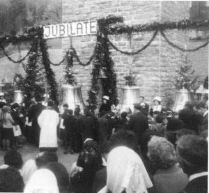 Glockenweihe 26.05.1963