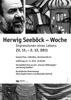 galerie time Herwig Seeböck Woche