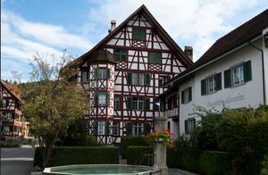 Gasthof zum Hirschen in Oberstammheim