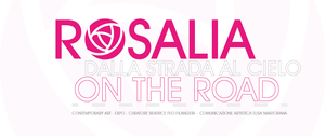 "immagine ufficiale di ""Rosalia on the road"" by E.M."