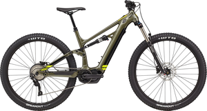 Cannondale Moterra e-Mountainbikes 2017