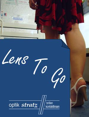 Lens To Go Abo Kontaktlinsen Service für unsere Stammkunden Großes Lager