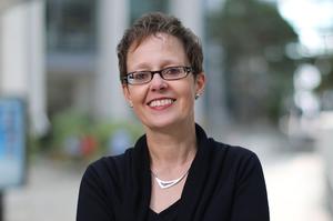 Lynne Embleton, new IAG Cargo boss - courtesy IAG Cargo
