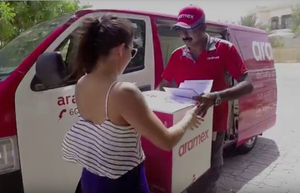 Dubai trials show 42% faster delivery - courtesy Aramex