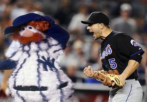 Dandy, la ex mascotte degli Yankees