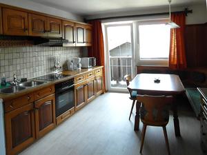 Ferienwohnungen KONRAD, Nr. 3 Hohe Salve: Küche