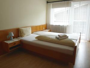 Ferienwohnungen KONRAD, Nr. 3 Hohe Salve: Schlafzimmer 2