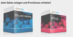 Jimdo Webseiten für deine Kunden anlegen