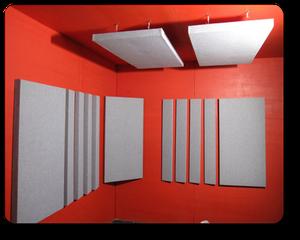 Комплект акустических материалов Dimension4™ Melody