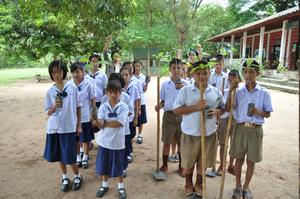 CFP Thailand - Banpogroo School