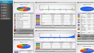 Flowmon - Netzwerk- und Sicherheitslösungen auf Basis von Flow-Monitoring und - Auswertung (NetFlow/IPFIX), Netzwerkverhaltensanalyse, Erkennung von Unregelmäßigkeiten und Regelabweichungen (NBA/Network Behaviour Analysis &