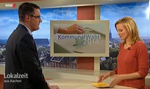 Tim Grütemeier zu Gast beim WDR in der Lokalzeit (Link: s.u.)