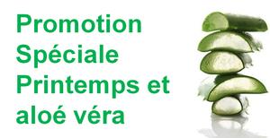 Jusqu'au 30 Avril 2013, profitez d'une offre promotionnelle spéciale Printemps pour une partie de la gamme Aloe Vera de LR.   Une économie de 20% à 25%