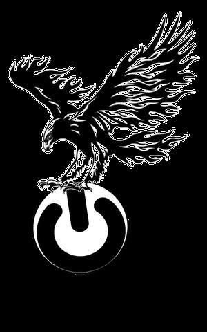 logo powers eagle