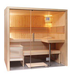Sentiotec Sauna Panorama Small