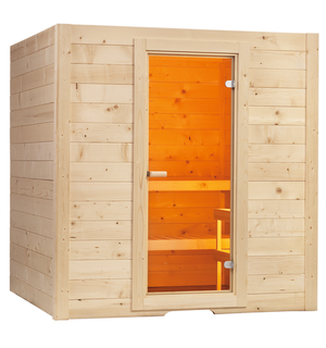 Sentiotec Sauna Basic Medium