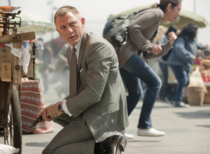 Skyfall (C) 2012 Danjaq, LLC, United Artists Corporation, Columbia Pictures Industries, Inc. All rights reserved.