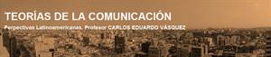 Blog de Apoyo para los estudiantes de Comunicación Social para el Desarrollo de la Universidad Católica.