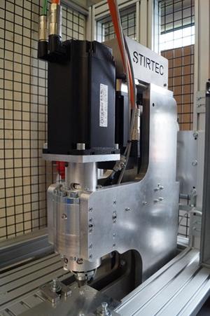 FSSW Gun, © Stirtec GmbH, CC-BY-SA 3.0