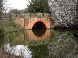 Cannon Hill bridge