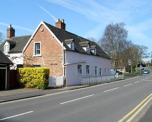 The Old Malthouse, Hill Village Road
