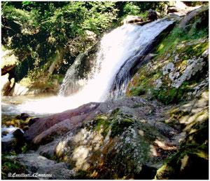 cascade d'orlu