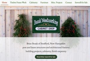 Builder Online Portfolio Website