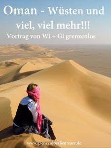 Oman - Wüsten und viel, viel mehr
