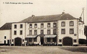 Hotel des Quatre-Bras 1930
