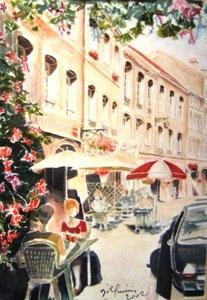 754- Les Arcades de la grand'rue