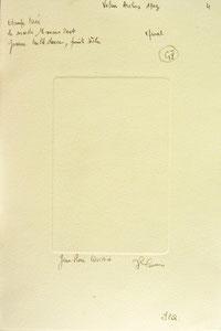 Verso de l'estampe qui suit sur Épinal
