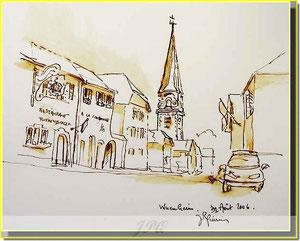 * 5a  Wuhenheim village alsace