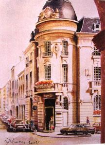 750- La Caisse d'Epargne de Remiremont