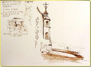* 9a  Notre-Dame de Shauenberg,Pfaffenheim, village alsace