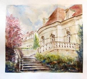 776-Le Château de St-Rémy