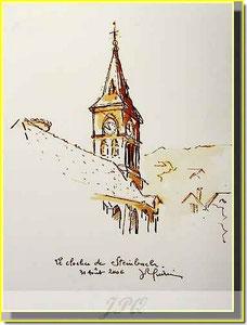 * 2a Steinbach village alsace