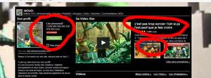 Un nombre incaculable de vues chez léo,le titre de sa vidéo chagé et la durée d'une autre vidéo extrêmement longue !!!