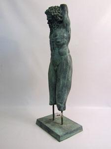 Herakles aus Bronze
