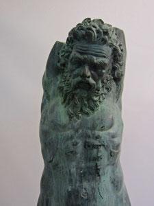 Herakles Skulptur